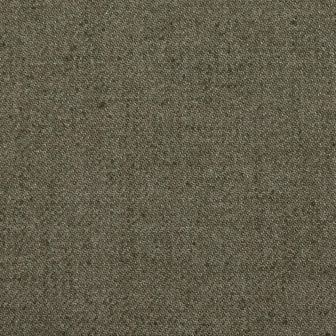 コットン&ポリエステル×無地(スレートグリーン)×サージ_全6色 イメージ1