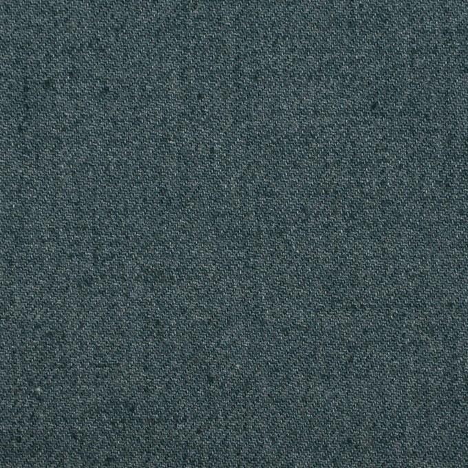 コットン&ポリエステル×無地(スレートグレー)×サージ_全6色 イメージ1