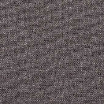 コットン&ポリエステル×無地(ストーングレー)×サージ_全6色