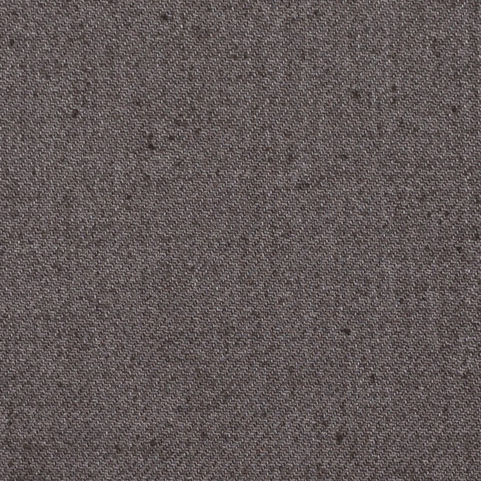 コットン&ポリエステル×無地(ストーングレー)×サージ_全6色 イメージ1