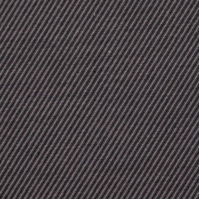 コットン×バイアス(ラベンダーグレー)×ジャガード イメージ1