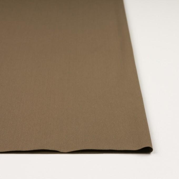 リヨセル&ポリウレタン×無地(ローアンバー)×トリコット_全4色 イメージ3