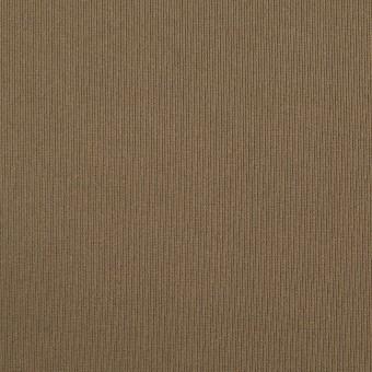 リヨセル&ポリウレタン×無地(ローアンバー)×トリコット_全4色