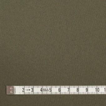 リヨセル&ポリウレタン×無地(カーキグリーン)×トリコット_全4色 サムネイル4