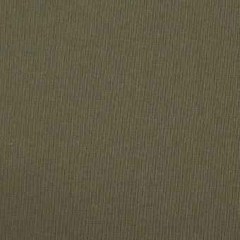 リヨセル&ポリウレタン×無地(カーキグリーン)×トリコット_全4色