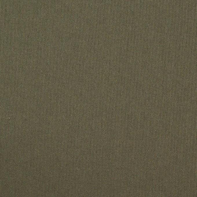 リヨセル&ポリウレタン×無地(カーキグリーン)×トリコット_全4色 イメージ1