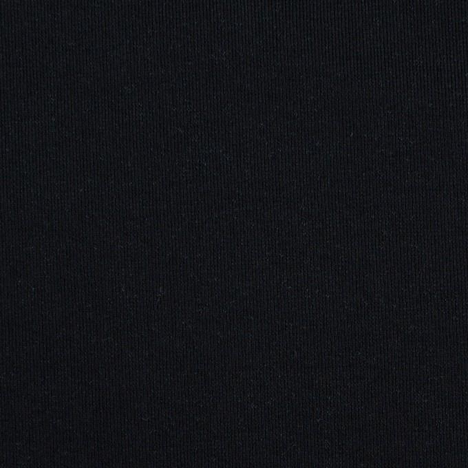 リヨセル&ポリウレタン×無地(ブラック)×トリコット_全4色 イメージ1