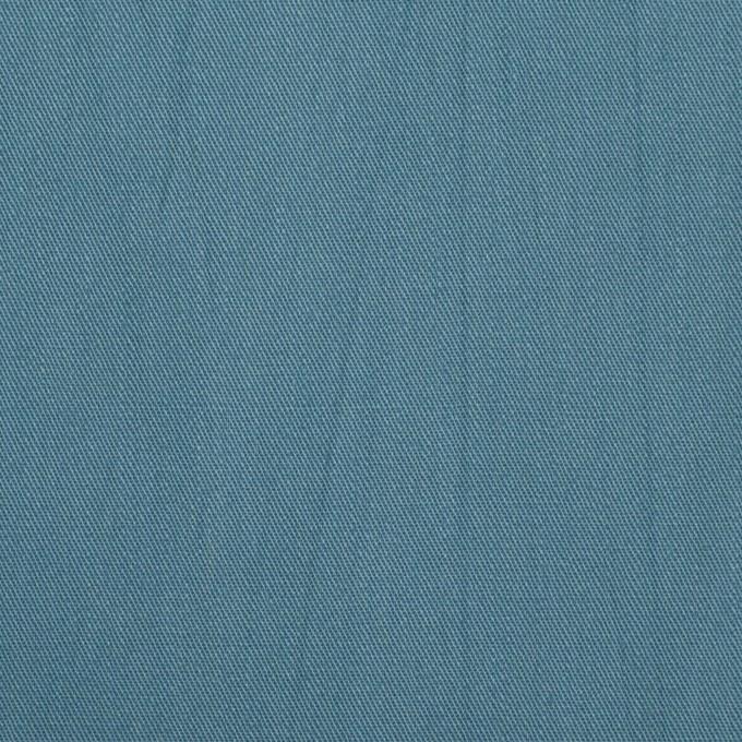 コットン×無地(ブルーグレー)×サージワッシャー_全4色 イメージ1