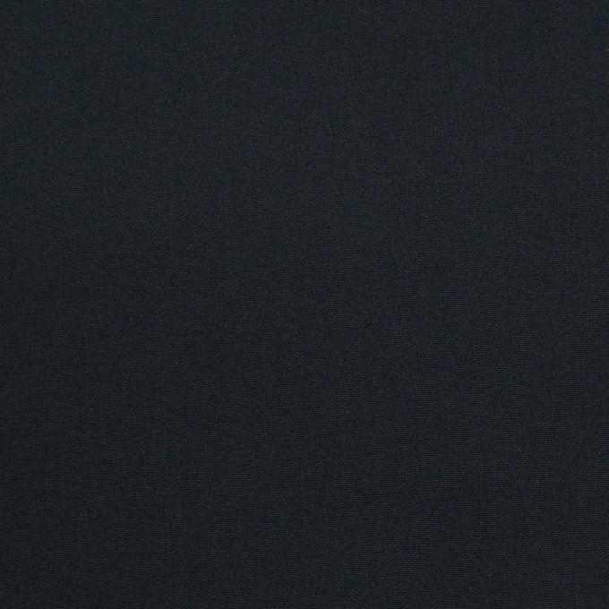 ポリエステル×無地(チャコールブラック)×形状記憶タフタ_イタリア製 イメージ1