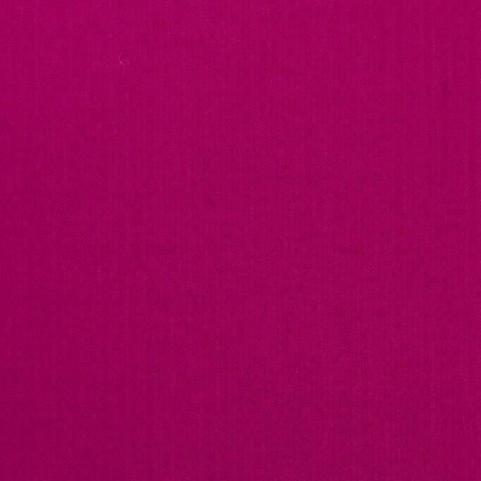 コットン×無地(チェリーピンク)×サテンワッシャー イメージ1