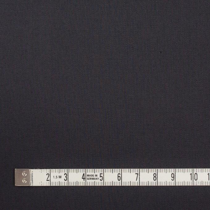 コットン×無地(チャコール)×サテン イメージ4
