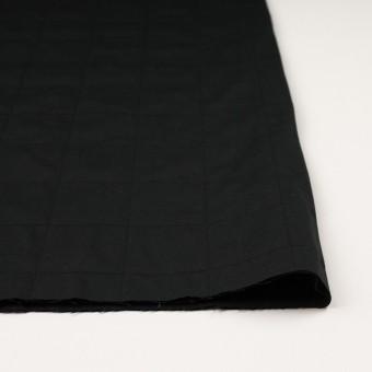コットン&ウール×無地(ブラック)×ブロード&ビエラ サムネイル3