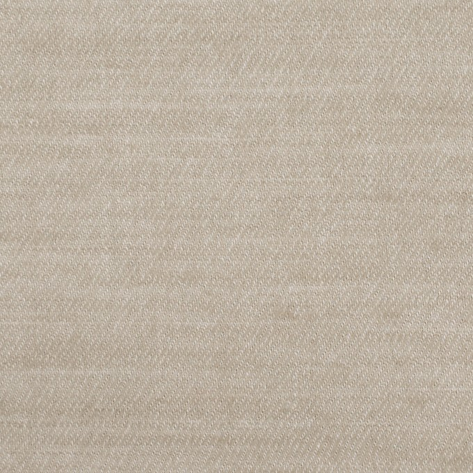 コットン&ウール×無地(グレイッシュベージュ)×ビエラ イメージ1
