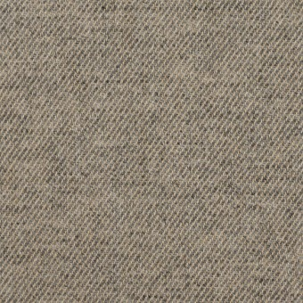 ウール&コットン×無地(アッシュグレー)×ビエラ
