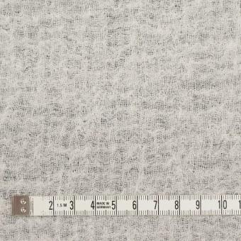 ウール×無地(キナリ)×ガーゼ サムネイル4