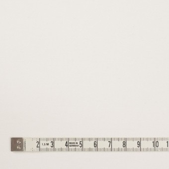 コットン×無地(オフホワイト)×フランネル_イタリア製 サムネイル4