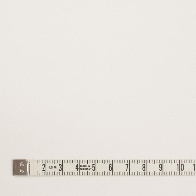 コットン×無地(オフホワイト)×フランネル_イタリア製 イメージ4