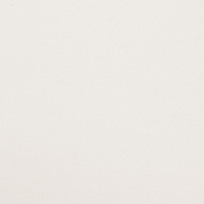 コットン×無地(オフホワイト)×フランネル_イタリア製 イメージ1
