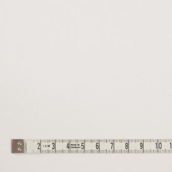コットン&ポリウレタン×無地(オフホワイト)×カツラギ・ストレッチ サムネイル4