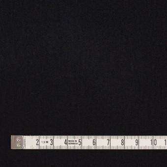 コットン×ポリエステル×無地(ブラック)×サテン_全2色 サムネイル4