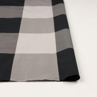 ポリエステル×チェック(ライトグレー&ブラック)×形状記憶サージ_全2色 サムネイル3