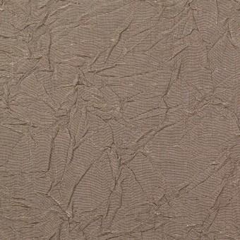 ビスコース&ポリエステル×無地(ローズグレー)×タフタワッシャー(裏芯地貼り)_イタリア製 サムネイル1