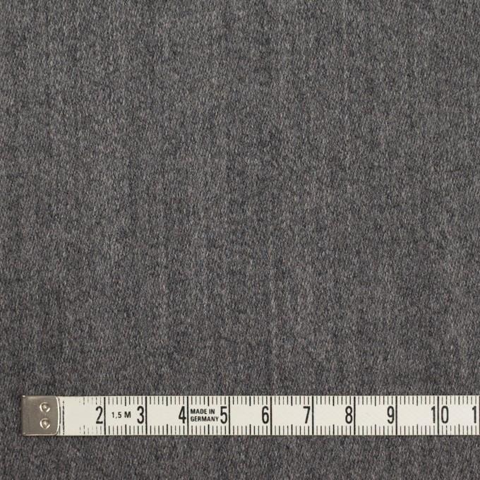 ウール×無地(グレー)×ベネシャン イメージ4