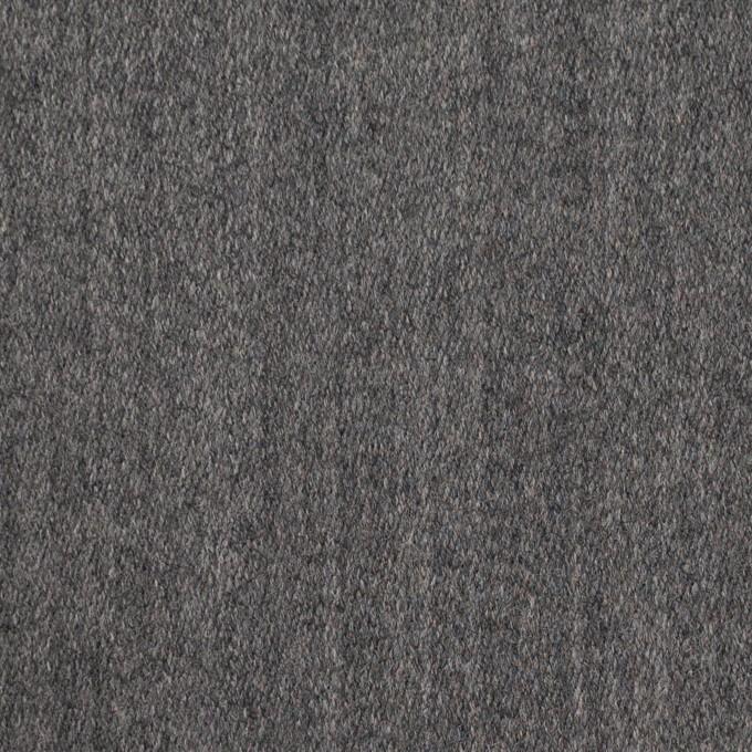 ウール×無地(グレー)×ベネシャン イメージ1