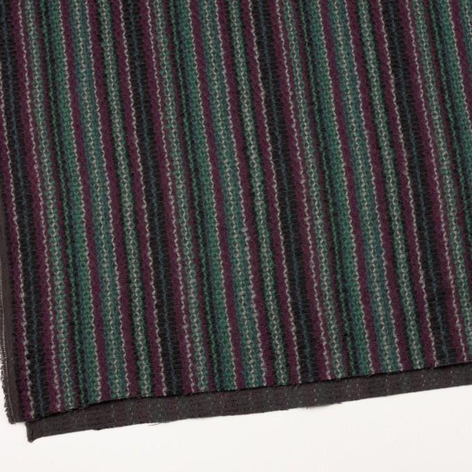 ウール×ストライプ(マルチ)×かわり織 イメージ2
