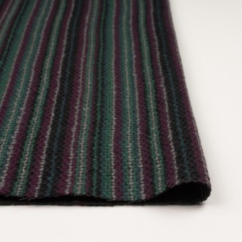 ウール×ストライプ(マルチ)×かわり織 サムネイル3