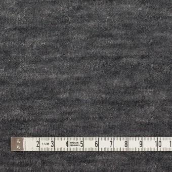 コットン&ウール×無地(グレー)×メッシュ&天竺ニット_全3色 サムネイル4