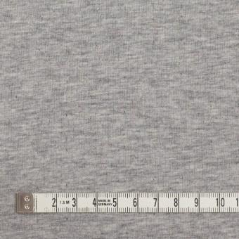 コットン&ウール×無地(グレー)×メッシュ&天竺ニット_全3色 サムネイル5