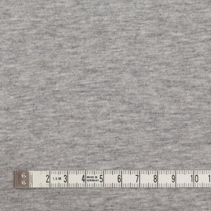 コットン&ウール×無地(グレー)×メッシュ&天竺ニット_全3色 イメージ5