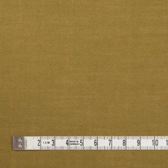 ウール&ポリエステル×無地(オリーブ)×薄サージ サムネイル4