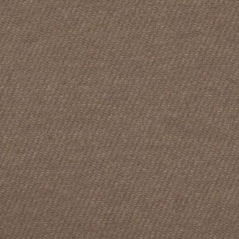 コットン&ポリエステル混×無地(ベージュグレー)×ビエラストレッチ_イタリア製