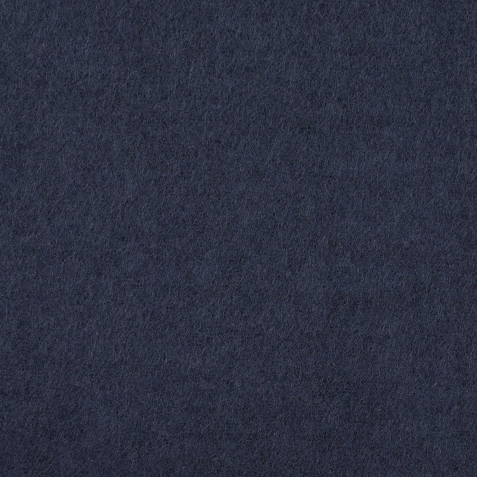 コットン×無地(ミッドナイトブルー)×フランネル イメージ1
