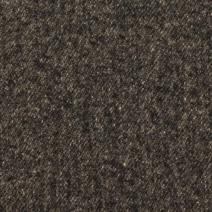コットン&ウール×ミックス(ベージュ&ブラック)×ビエラ_イタリア製 イメージ1