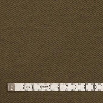 コットン&ポリウレタン×無地(オリーブ)×ビエラストレッチ_全3色 サムネイル4