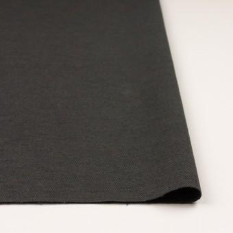 コットン&ポリウレタン×無地(スレートグレー)×ビエラストレッチ_全3色 サムネイル3