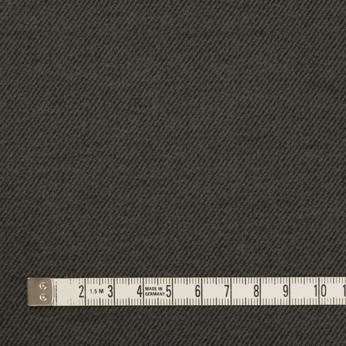 コットン&ポリウレタン×無地(スレートグレー)×ビエラストレッチ_全3色 イメージ4