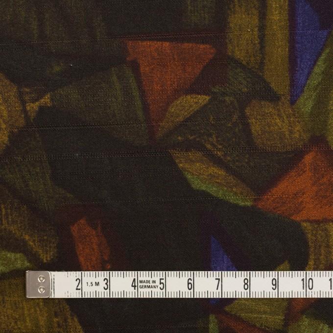 コットン×ペイント(マルチ)×サテン_イタリア製 イメージ4
