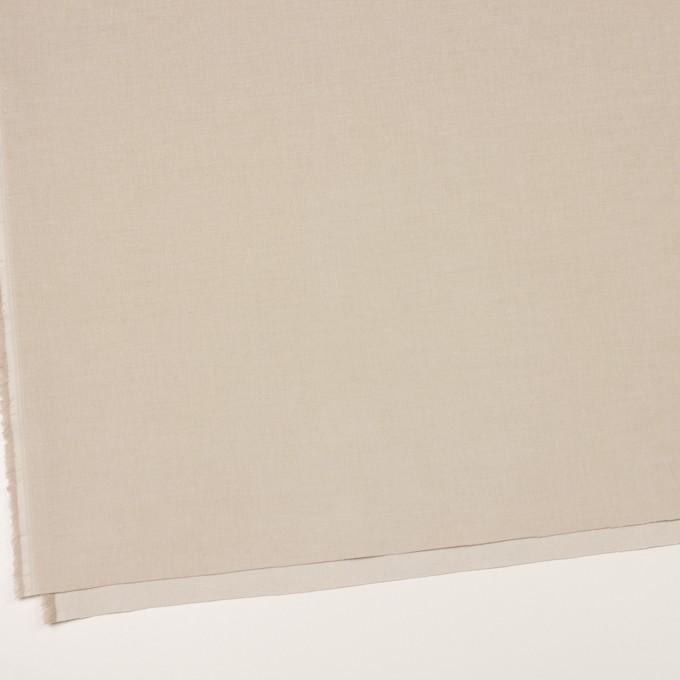コットン&ポリウレタン×無地(アイボリー)×細コーデュロイ・ストレッチ イメージ2
