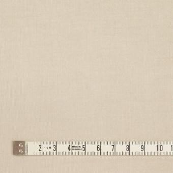 コットン&ポリウレタン×無地(アイボリー)×細コーデュロイ・ストレッチ サムネイル4