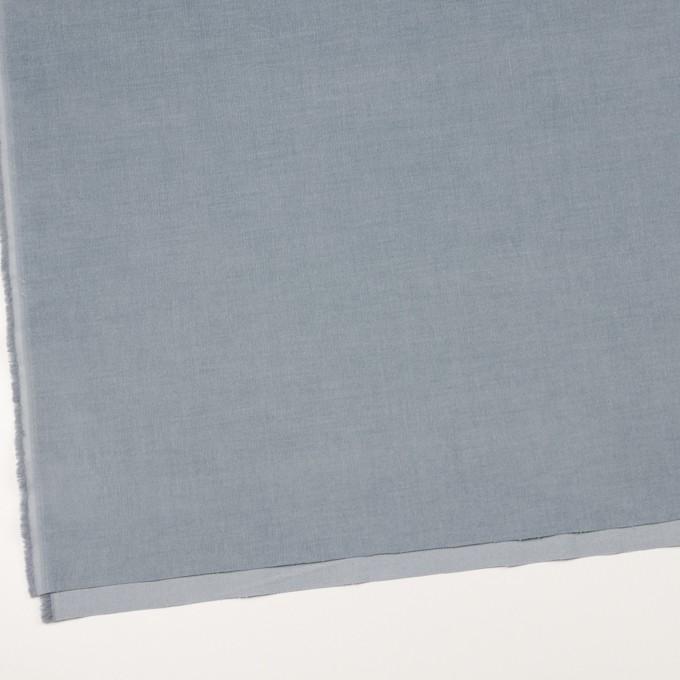 コットン&ポリウレタン×無地(スモークブルー)×細コーデュロイ・ストレッチ イメージ2