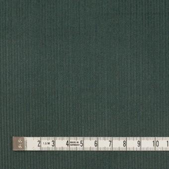 コットン×無地(スレートグリーン)×中細コーデュロイ サムネイル4