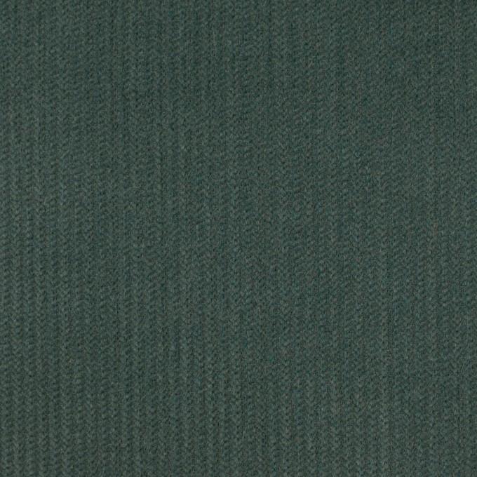 コットン×無地(スレートグリーン)×中細コーデュロイ イメージ1