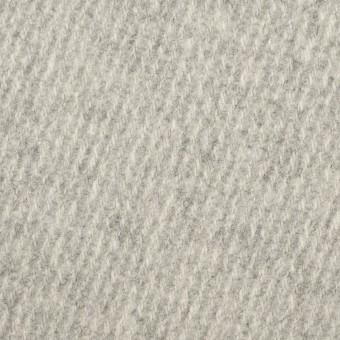 ウール×無地(ライトグレー)×厚カルゼ_全2色 サムネイル1