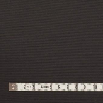 コットン&ナイロン×無地(チャコール)×タッサーポプリン_イタリア製 サムネイル4