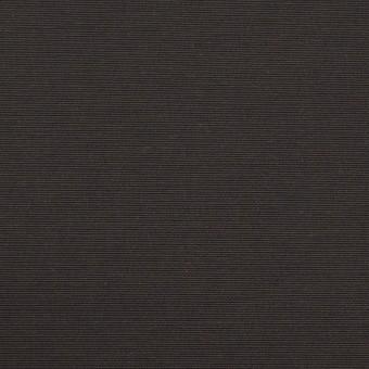 コットン&ナイロン×無地(チャコール)×タッサーポプリン_イタリア製