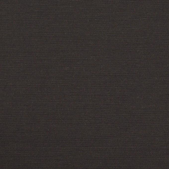 コットン&ナイロン×無地(チャコール)×タッサーポプリン_イタリア製 イメージ1